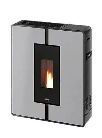 CADEL Tile Plus Pelletofen 10 kW Pellet Ofen Kamin Auswahl ...