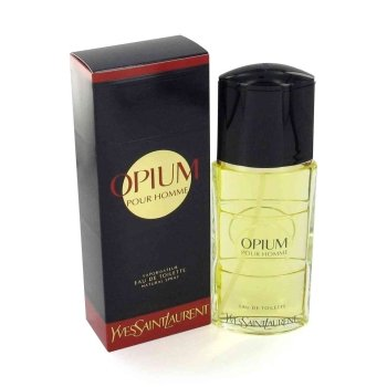 Opium for Men Eau De Toilette by Yves Saint Laurent 3.4 oz