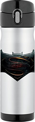 Thermos Stainless Commuter Bottle Superman