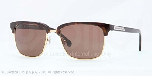 Brooks Brothers BB4021 Sunglasses 600173-53 - Tortoise Frame, Brown Solid