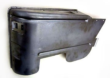 Chevelle Convertible Rear Panels (The Parts Place A Body Lower Convertible Rear Ash Tray Panel - Right Hand Panel)