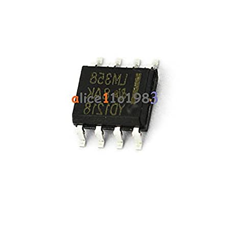 100PCS LM358 LM358DR SOP-8 SOIC-8 SMD IC TOP