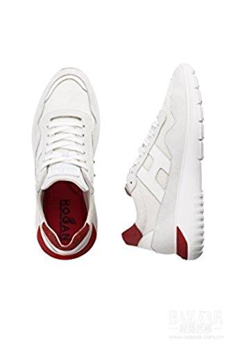 Hogan Sneakers Interactive3 Mod. Sportivo Gym3710aj10j4s0029 Nera Nabuk E Tessuto 9