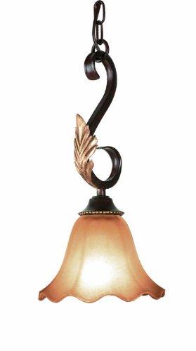 Bordeaux 1 Light Pendant - 5