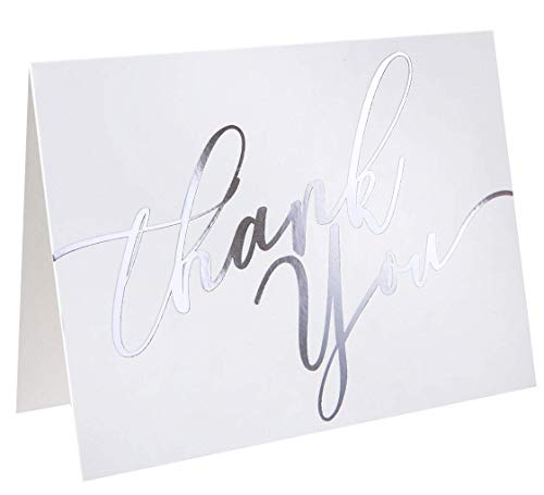 60 Pack Thank You Cards product image