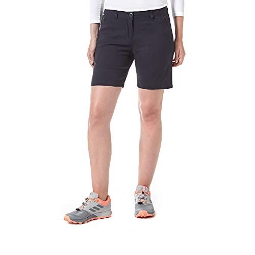 Craghoppers Damen Kiwi Pro Wander-Shorts, DK Navy, 38 EU