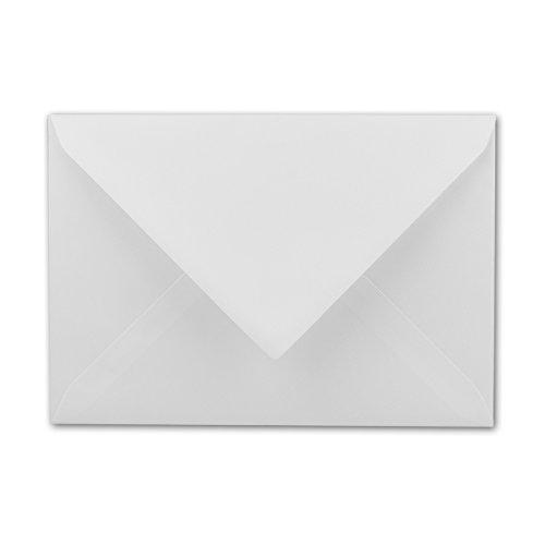 Sobres en alto color blanco con cuello blanco estructura (75 ...