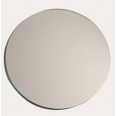 Better Crafts FLORAL MIRROR ROUND BULK 6 INCHES