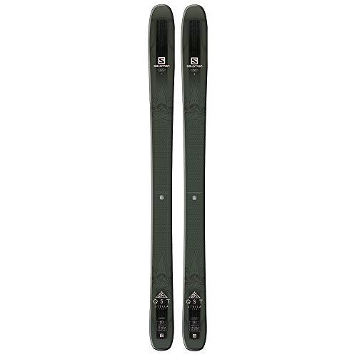 - Salomon 2019 QST Stella 106 167cm Womens Skis