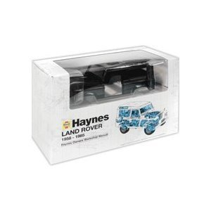 Haynes Build Your Own Land Rover Great Gift Amazon Co Uk