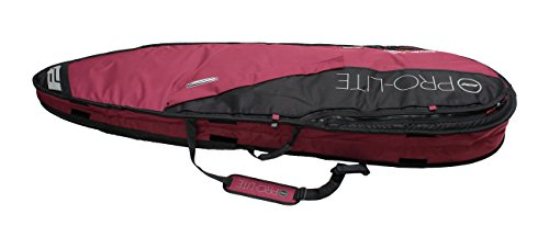 (Pro-Lite Smuggler Series Surfboard Travel Bag - Maroon)