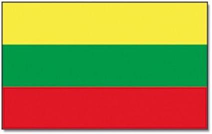 90 x 150 cm Fahne Flagge Litauen