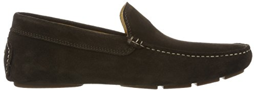 Gant Austin, Mocasines para Hombre Marrón (Dark Brown)