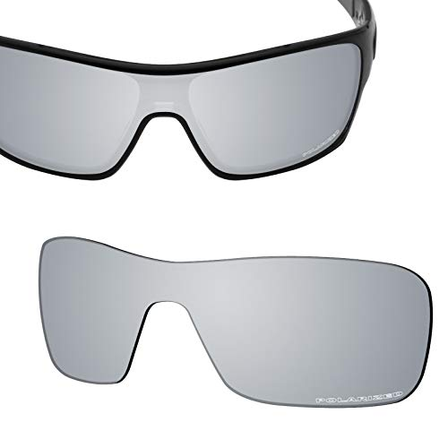 New 1.8mm Thick UV400 Replacement Lenses for Oakley Turbine Rotor Sunglass - Options
