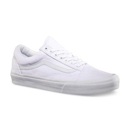 Vans U Old Skool - Zapatillas, Unisex Adulto True White