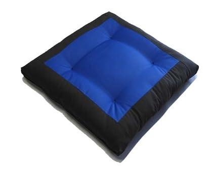 Amazon.com: Marca nuevo centro azul y Zabuton, Yoga ...