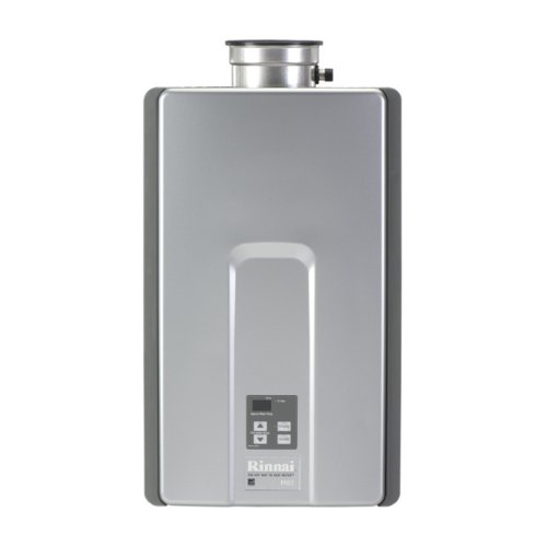 Commercial Tankless Hot Water (Rinnai RL94iN Natural Gas Tankless Water Heater, 9.4 Gallons Per)