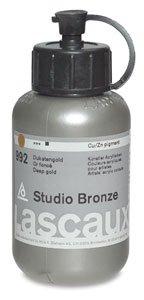 Lascaux Studio Bronze : 85ml: Aluminium
