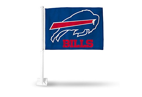 Rico Industries NFL Buffalo Bills Car (Buffalo Bills Football Car Flag)