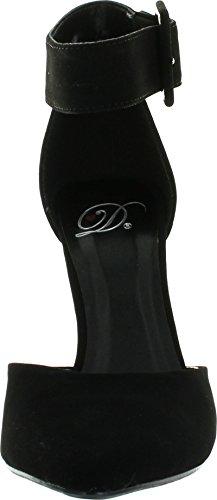 Las Mujeres Deliciosas Date-h Fashion Pumps-Zapatos Blacknubuck