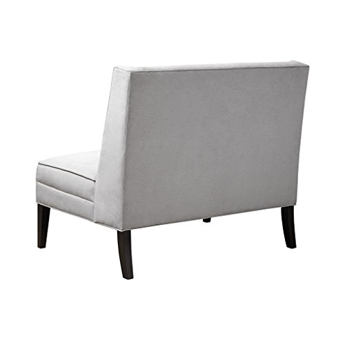 Madison Park FPF18-0409 Solid High Back Settee