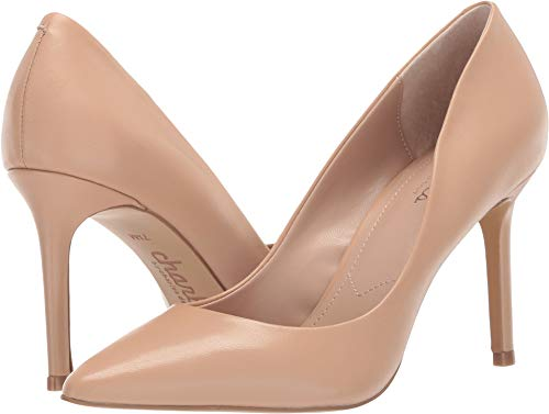 Charles David Womens Feature - CHARLES BY CHARLES DAVID Women's Vicky Pump Nude 5.5 M US