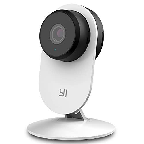 Yi Home 3 Camera WiFi 1080p Camara Bebe Alexa Cámara Vigilancia IP CAM Interior 2.4G Sensor de Movimiento Inteligencia Artificial Detección Humana Análisis de Sonido Sistema Seguridad para Perros a buen precio