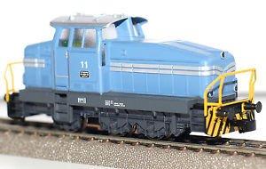 Trix H0 aus 21523 Lok DHG 500 blau
