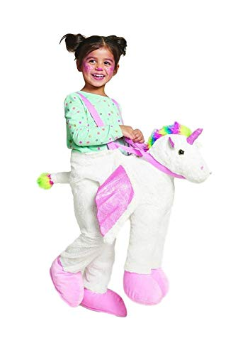 Hyde and Eek! Boutique Toddler Plush Unicorn Rider Halloween Costume Unicorn Costume for Toddler for $<!--$23.98-->