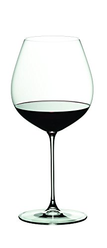 Riedel 6449/07 Veritas Pinot Noir Wine Glasses, Set of 2, ()