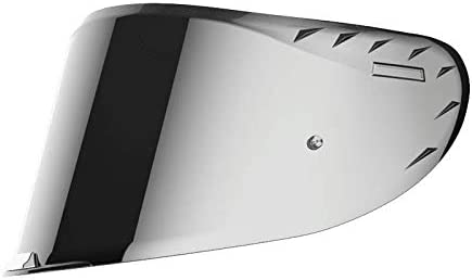 800327VIS18 LS2 FF327 Challenger Visor Iridium Silver