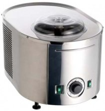 Lello 4080 Musso Lussino 1.5-Quart Ice Cream Maker, Stainless by Musso