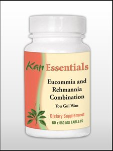 Eucommia and Rehmannia Combinat 60 - Combination Eucommia