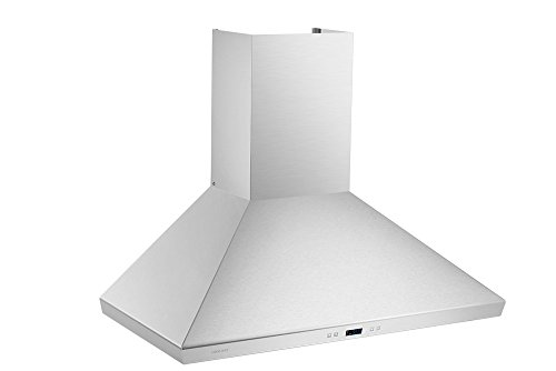 CAVALIERE SV218F-36 Wall Mounted Stainless Steel Kitchen Range Hood 900 CFM by CAVALIERE (Image #3)