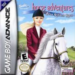 Barbie Horse Adventures: Blue Ribbon Race (nintendo Game Boy Advance, 2003) Used