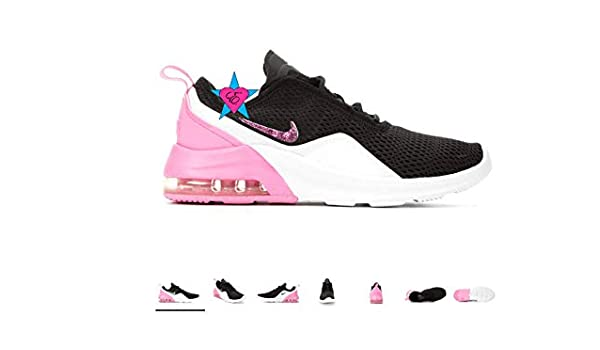 : Crystal Bedazzled Nikes for Kids   Air Max