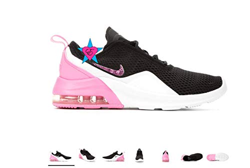 : Crystal Bedazzled Nikes for Kids | Air Max