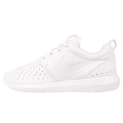 Per Nm Bianco Uomo Lsr Sneakers Pelle Roshe Scarpe Nike 0qwpPc