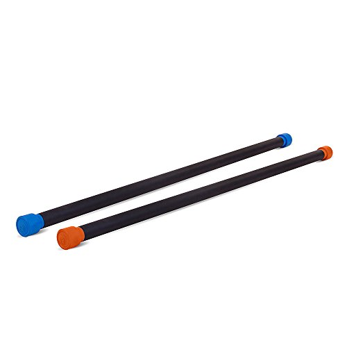 Fitness Republic Sculpting Exercise Bars / Weighted Bar S...