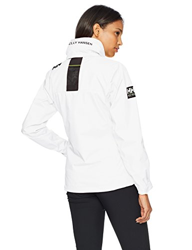 Hooded Donna Midlayer Hansen Jacket Bianco Crew W Giacca Helly wnqtzx0vTT