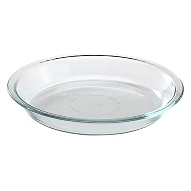 Pyrex Basics 9.5in Pie Plate