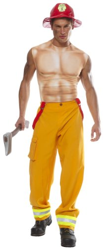 Sexy Firefighter Dude Costume