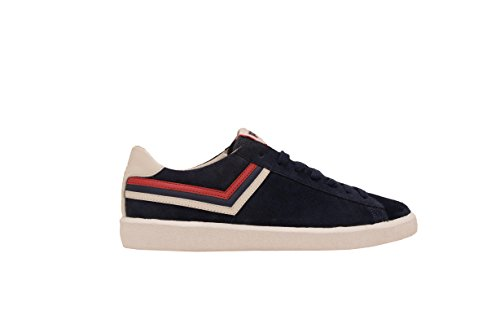 Pony Estate Blue red Ox Star Sneakers marshmellow Low Top qwCrqvF