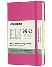 Moleskine 2022 18-Month Weekly Hardcover Notebook