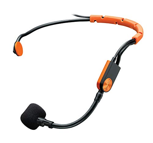 Shure SM31FH Wireless Fitness Headset Condenser Microphone ()