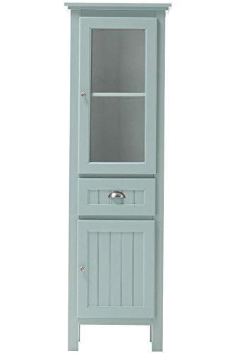 Ridgemore Linen Bath Cabinet, 65