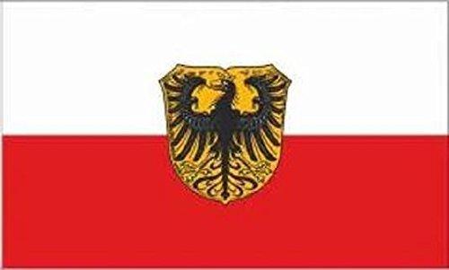 U24 Motorradflagge Nördlingen Fahne Flagge 20 x 30 cm