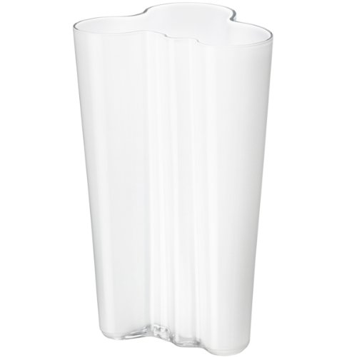 (Iittala Alvar Aalto Collection Finlandia Vase 9.75