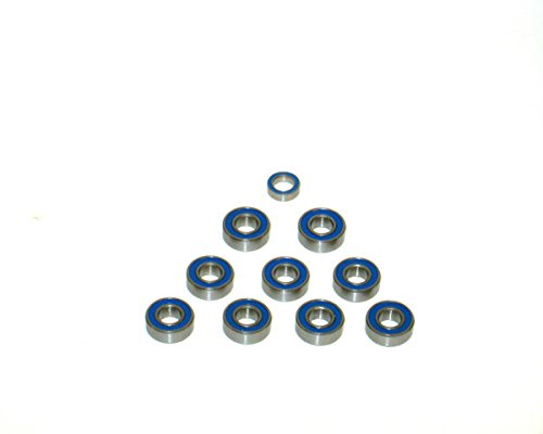 10 Advantage Racing Products Tamiya Hornet Complete Precision Steel Ball Bearing Kit Hornet 1//10