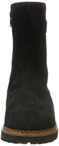 Sioux Velta-Tex-Wf, Damen Kurzschaft Stiefel Schwarz (Schwarz)